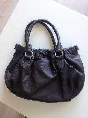 Lederhandtasche von Marco Polo, braun