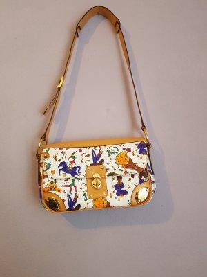Lederhandtasche von Piero Guidi