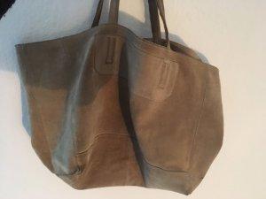 Lederhandtasche | Zara