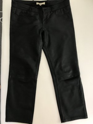 Vanessa Bruno athé Leather Trousers black