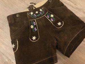 Gaudi Pantalon bavarois brun