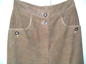 Lederhose aus weichem Leder