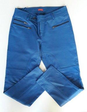 Lederhose azurblau (von WAGs)
