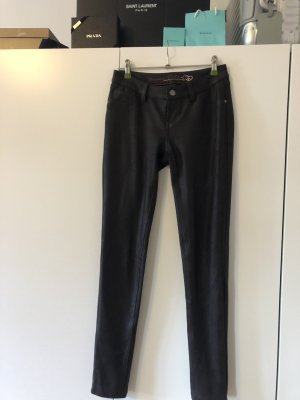 Buena Vista Leather Trousers dark brown
