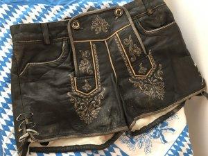 Stockerpoint Shorts nero Pelle