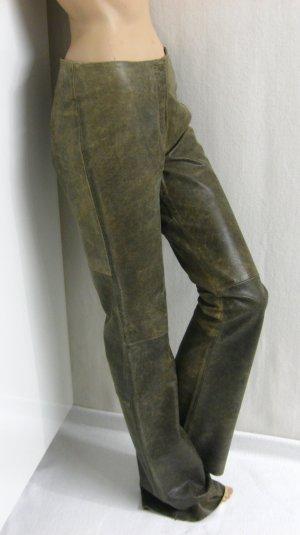 Lederhose, Gr. M, Used Look, neu