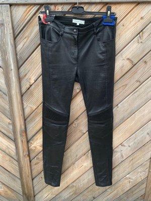 Lederhose Sandro Paris 38 top leather pants biker