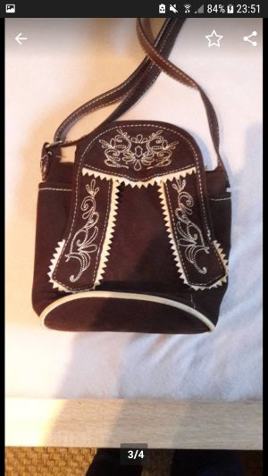 Traditional Bag dark brown