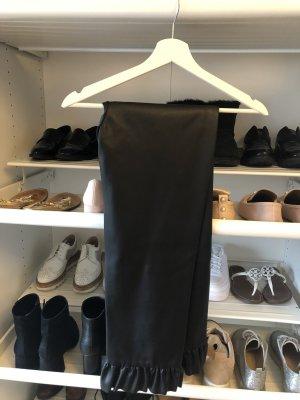 Zara Pantalone a 3/4 nero