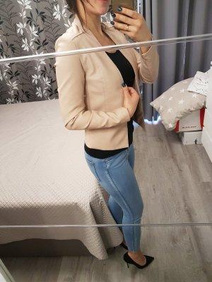 Lederimitat Jacke / Blazer New Look