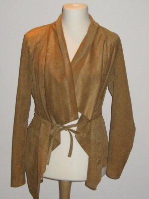 Lederimitat Jacke von Drykorn Größe 4 wie Neu Frühlings Schnäppchen letzte Reduzierung