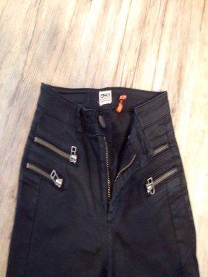 Lederimitat Jeans von Only