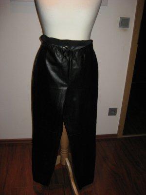 Cambio Leggings negro tejido mezclado