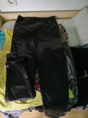 Lederimitat Leggings