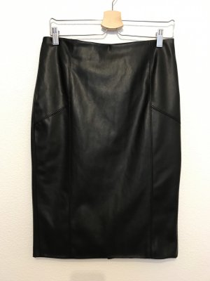 Orsay Rok van imitatieleder zwart