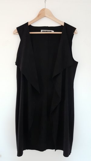 Noisy May Veste en cuir noir