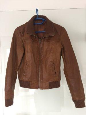 Orsay Flight Jacket cognac-coloured