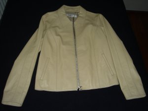 Ambiente Leather Jacket sand brown