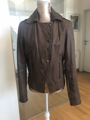 "Lederjacke ""ARMA Collection"", Gr. 38 wNeu"