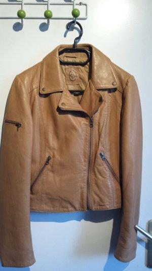 ASH Leather Jacket beige