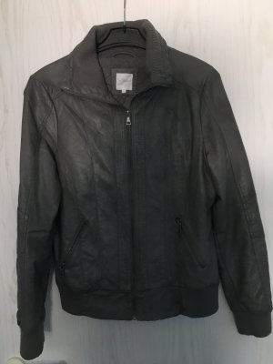 Sutherland Faux Leather Jacket multicolored