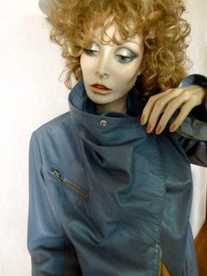 Pepe Jeans London Giacca in pelle grigio Pelle
