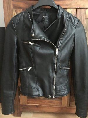 Lederjacke / Bikerjacke Zara