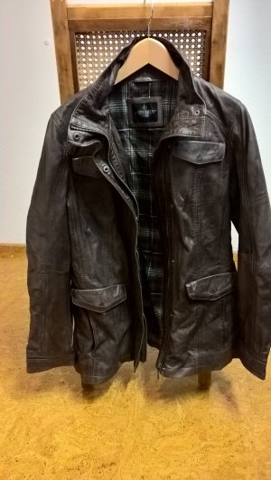 100 Leather Jacket multicolored leather