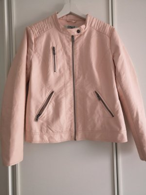 Only Leather Dress light pink
