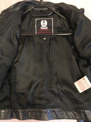 Belstaff Leather Jacket black
