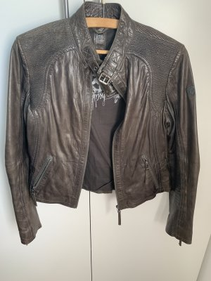 Gipsy Leather Jacket multicolored