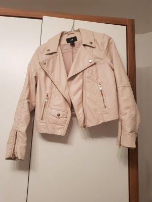 H&M Giacca rosa antico-rosa pallido