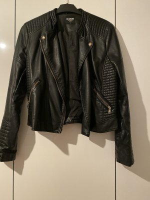 Colloseum Leather Jacket multicolored imitation leather