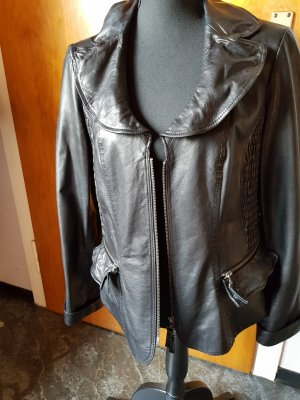 Biba Leather Jacket black