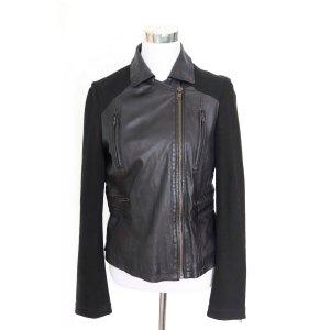 Liebeskind Leather Jacket multicolored leather
