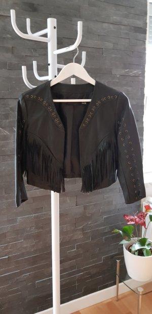 H&M Veste noir