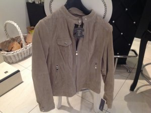 C&A Biker Jacket light grey