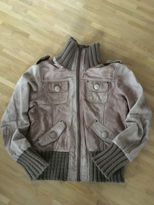 Lederjacke OAKWOOD