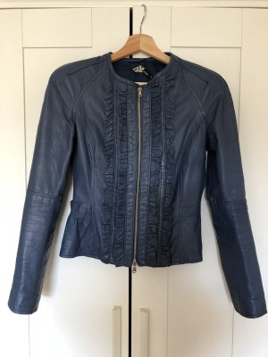 Lederjacke von Imperial, made in Italy