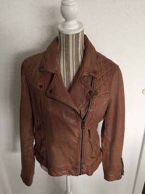 Liebeskind Berlin Leather Jacket multicolored leather