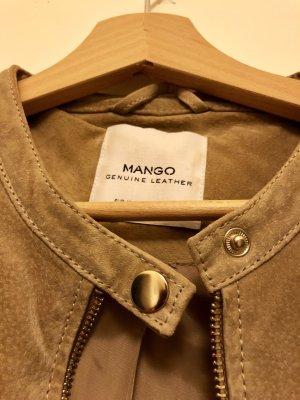 Lederjacke von Mango
