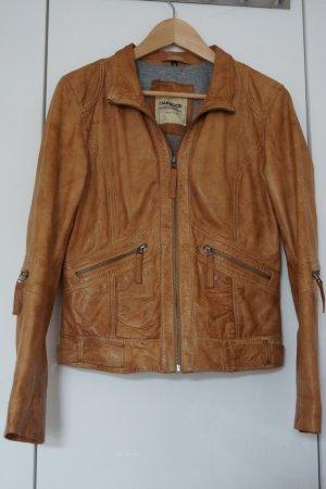 Lederjacke von Oakwood, tolles weiches Leder, feminin, hochwertig, neu