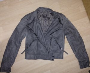 Jacket anthracite