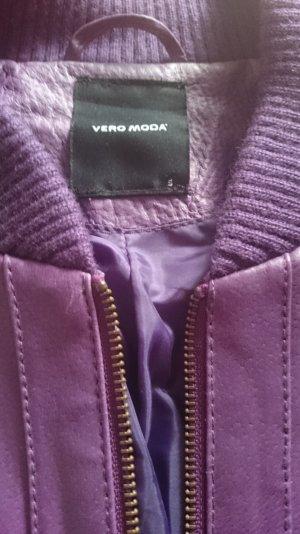 Lederjacke von Vero Moda Gr S***