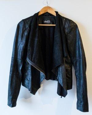 mbyM Leather Jacket black leather