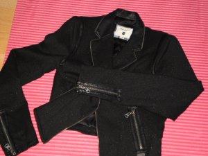 Lederkleid und Kurzjacke von Pepe Jeans London, Gr. S, NEU,