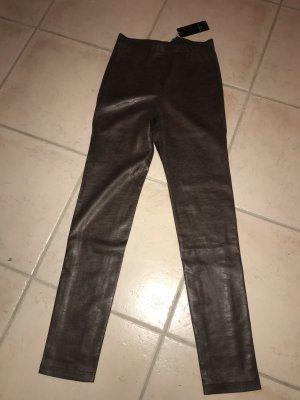 Leggings marrón oscuro