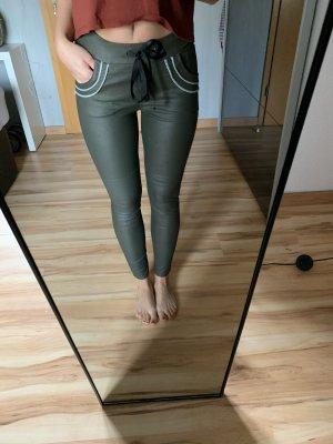 Leggings caqui