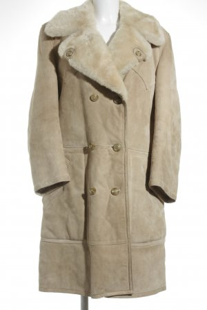 Ledermann Winter Jacket sand brown classic style