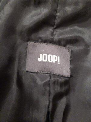 Joop! Manteau en cuir noir